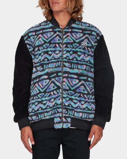 1 SPLIT AND FLIP ZIP JACKET Black 9596629 Billabong