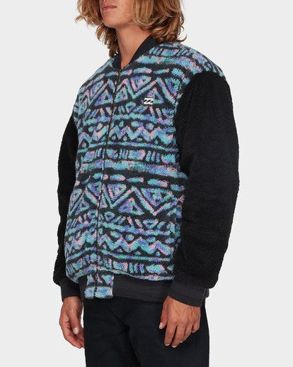 2 SPLIT AND FLIP ZIP JACKET Black 9596629 Billabong