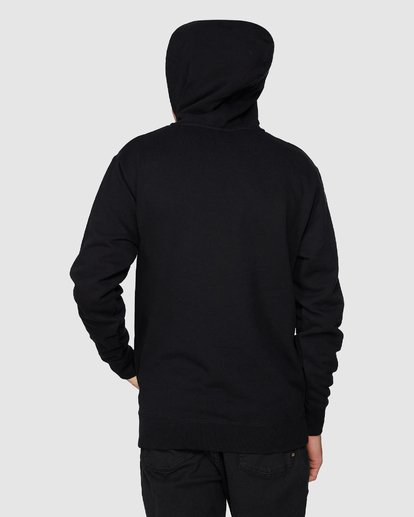 4 BUNYIP DIAMOND POP HOOD Black 9596637M Billabong