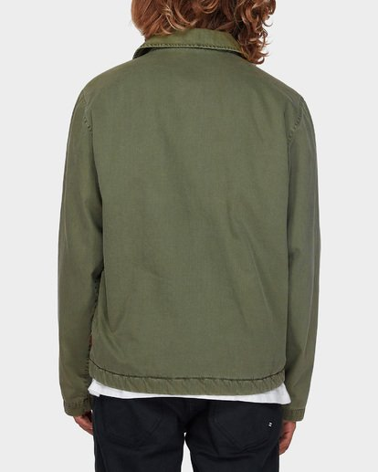2 BARLOW MILITARY JACKET Camo 9596911 Billabong