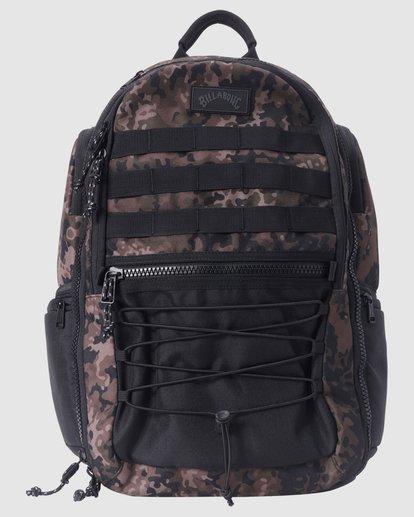0 Adiv Combat Backpack Black 9603002 Billabong