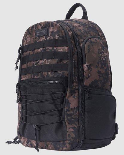 1 Adiv Combat Backpack Black 9603002 Billabong