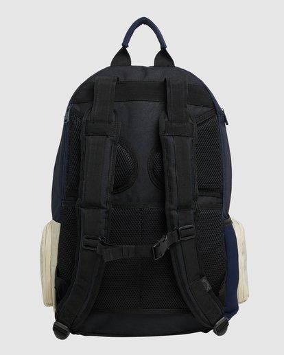 3 Adventure Division Combat Backpack Blue 9603002 Billabong