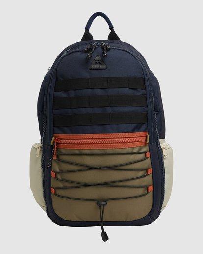 0 Adventure Division Combat Backpack Blue 9603002 Billabong