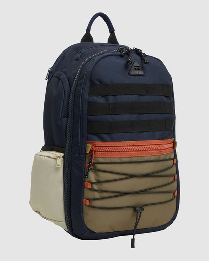 2 Adventure Division Combat Backpack Blue 9603002 Billabong