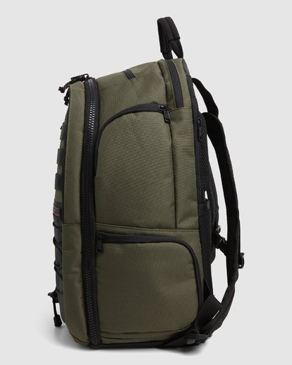 3 Adventure Division Combat Backpack Green 9603002 Billabong