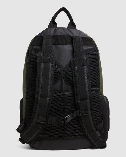 2 Adventure Division Combat Backpack Green 9603002 Billabong