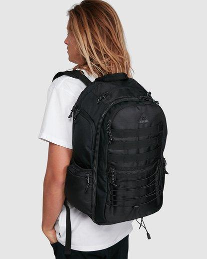 9 Adventure Division Combat Backpack Grey 9603002 Billabong