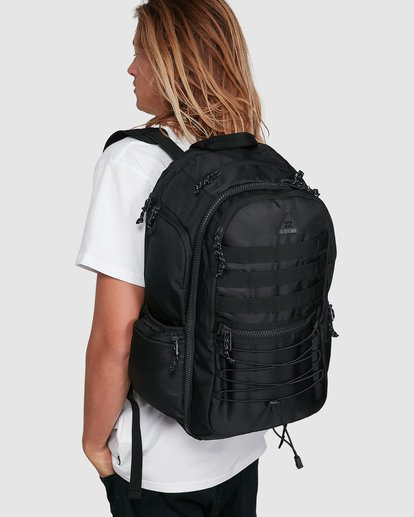 10 Adventure Division Combat Backpack Grey 9603002 Billabong