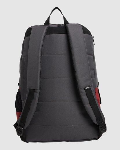 3 Command Backpack White 9603004 Billabong