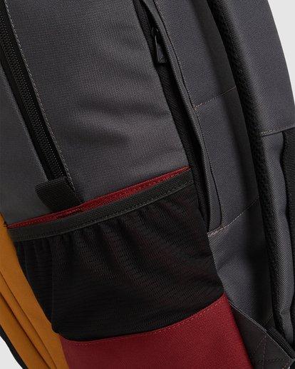 5 Command Backpack White 9603004 Billabong