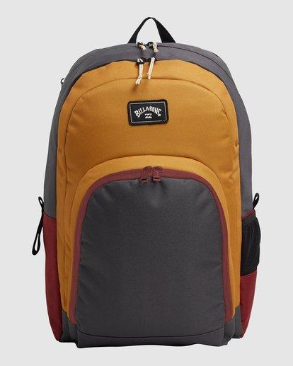 0 Command Backpack White 9603004 Billabong