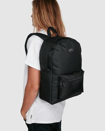 10 All Day Backpack Grey 9603009 Billabong