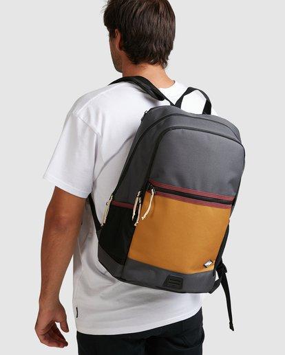 6 Norwest Backpack White 9603012 Billabong