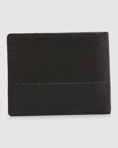 1 Helsman Rfid Flip Wallet Black 9603184 Billabong