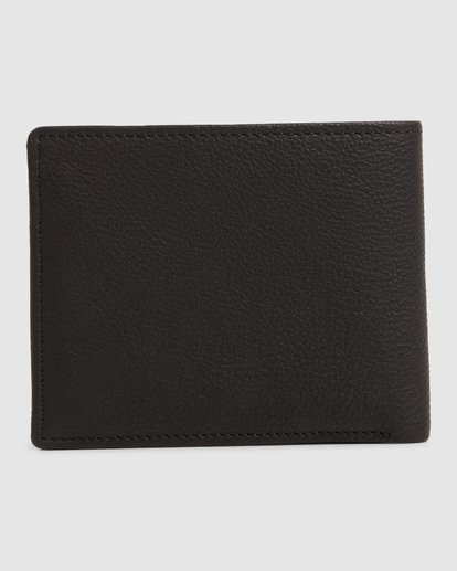 1 Rockaway RFID 2 In 1 Wallet Black 9603206 Billabong