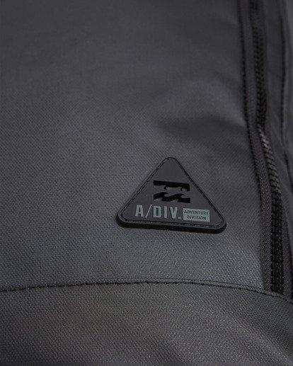 6 A/DIV Civilian Split Duffle Bag Grey 9603239 Billabong