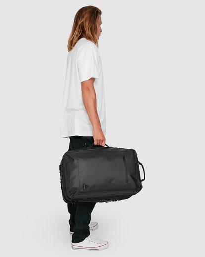 7 A/DIV Civilian Split Duffle Bag Grey 9603239 Billabong