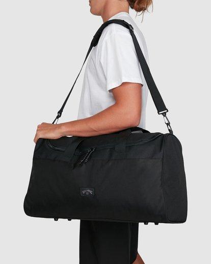 5 Weekender Travel Bag Grey 9603240 Billabong