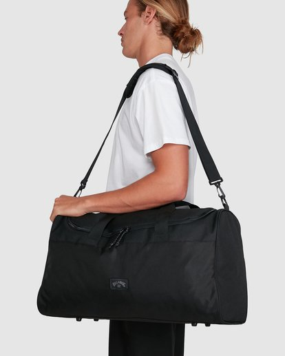 6 Weekender Travel Bag Grey 9603240 Billabong
