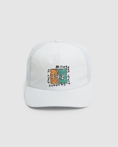 1 Mondo Cap White 9603308 Billabong