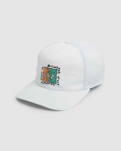 0 Mondo Cap White 9603308 Billabong