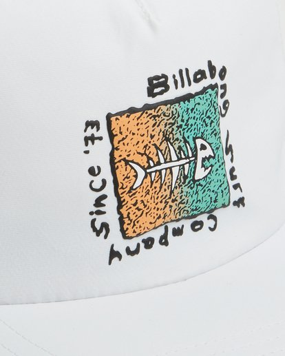5 Mondo Cap White 9603308 Billabong