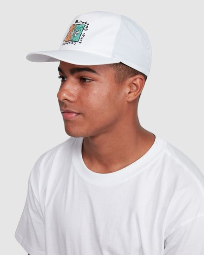 4 Mondo Cap White 9603308 Billabong