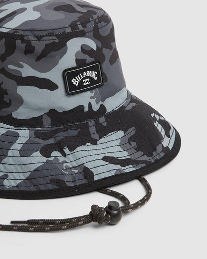 3 Division Reversible Hat Black 9603312 Billabong