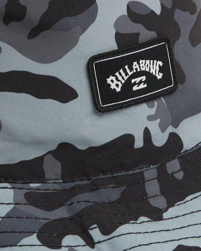 4 Division Reversible Hat Black 9603312 Billabong