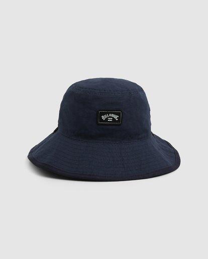 3 Division Reversible Hat Blue 9603312 Billabong