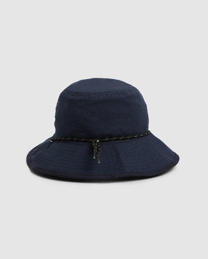 4 Division Reversible Hat Blue 9603312 Billabong