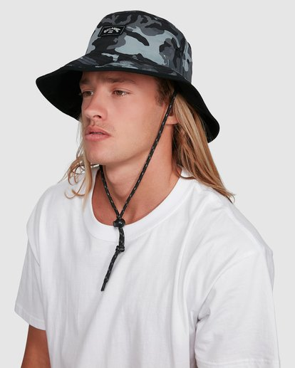 5 Division Reversible Hat Black 9603312 Billabong
