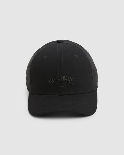 1 Surftrek Ripstop Stretch Cap Black 9603314 Billabong