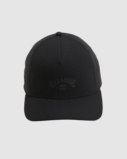 0 Surftrek Ripstop Snapback Cap Black 9603315 Billabong