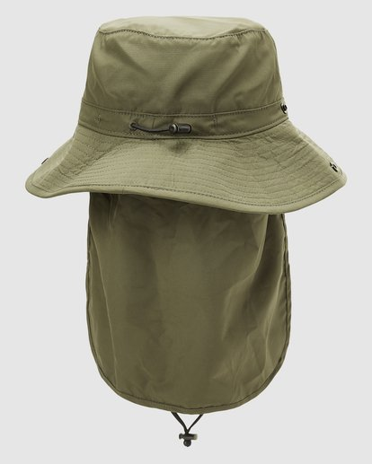 3 Adiv Big John Hat Green 9603319 Billabong