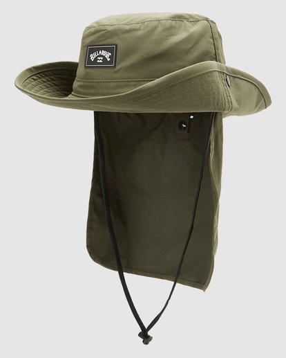 2 Adiv Big John Hat Green 9603319 Billabong