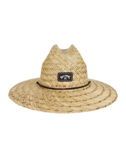 7 Tides Straw Hat Beige 9603326 Billabong
