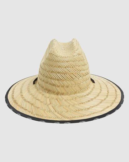 3 Tides Straw Hat Beige 9603326 Billabong