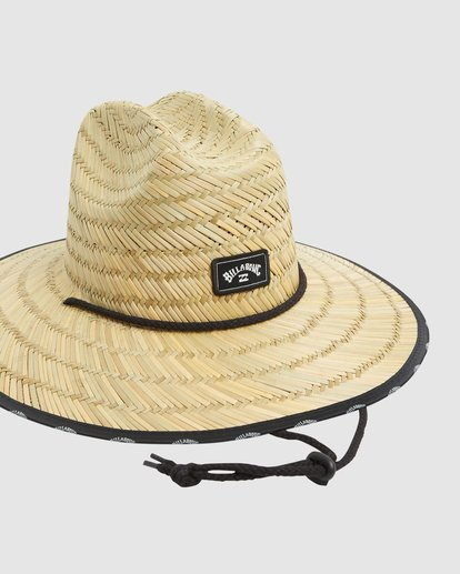 4 Tides Straw Hat Beige 9603326 Billabong
