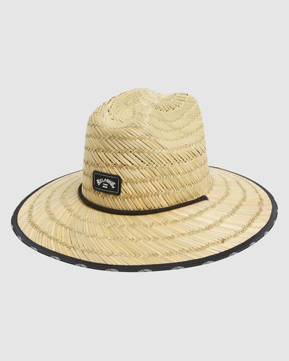 1 Tides Straw Hat Beige 9603326 Billabong