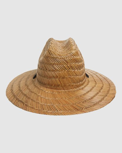 2 Tides Straw Hat Brown 9603326 Billabong