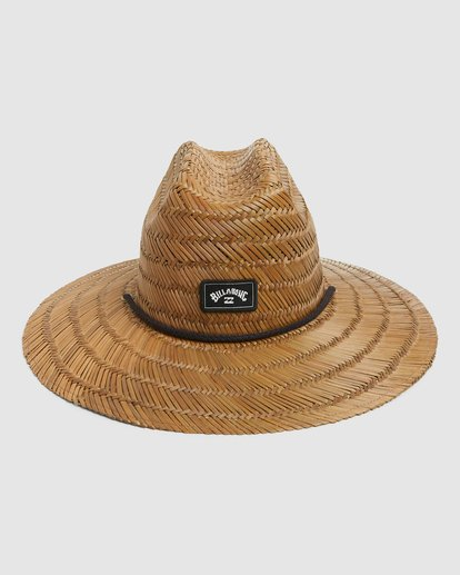 0 Tides Straw Hat Brown 9603326 Billabong