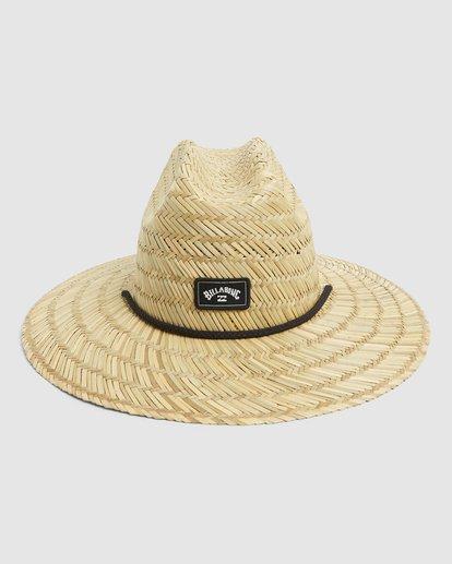 5 Tides Straw Hat Beige 9603326 Billabong