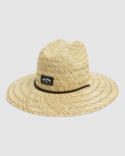 6 Tides Straw Hat Beige 9603326 Billabong
