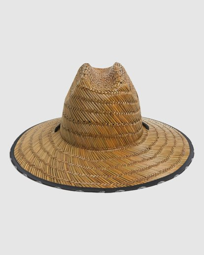 2 Waves Straw Hat Brown 9603343 Billabong