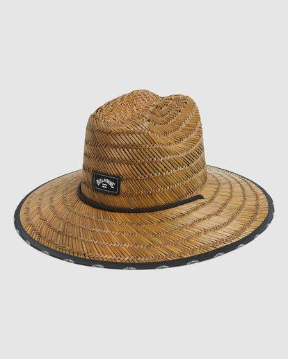 1 Waves Straw Hat Brown 9603343 Billabong