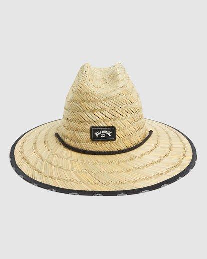 0 Waves Straw Hat Beige 9603343 Billabong