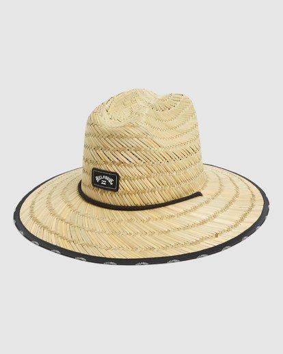 1 Waves Straw Hat Beige 9603343 Billabong