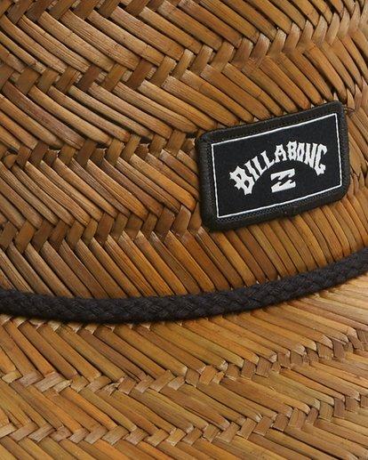 5 Waves Straw Hat Brown 9603343 Billabong